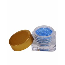 Pot paillettes BLEU