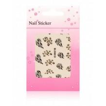 Stickers léopard et zèbre