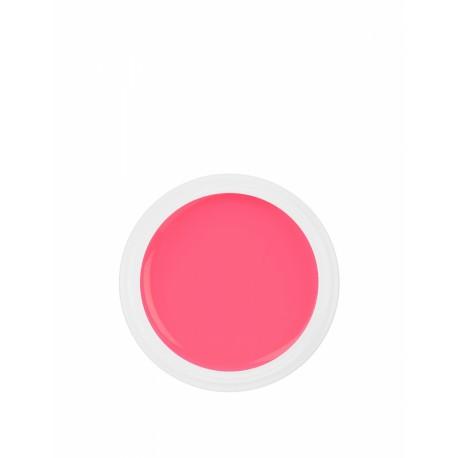 Gel de couleur rose fluo